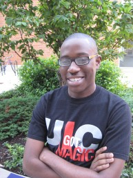 Dartunorro Clark plans a career in public affairs reporting and international affairs.
