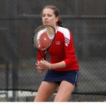 Kathryn Sharples, women's tennis
