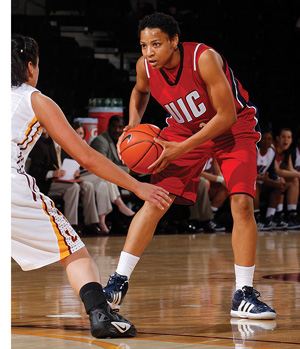 Women's Basketball – Taylor Foulks (sm) | UIC Today