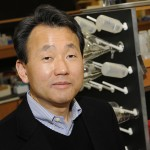 Wonhaw Cho, distinguished professor of chemical biology in the department of chemistry
