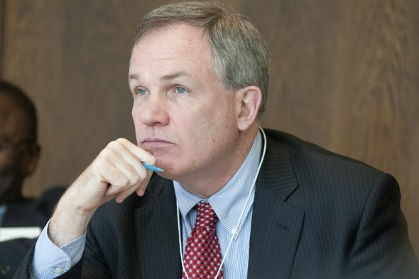 Patrick Fitzgerald, former federal prosecutor, named UI trustee