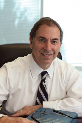 Mark Stein, professor of pediatrics and psychiatry.