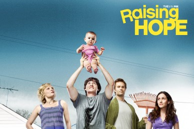"Lucas Neff in promotional photo for ""Raising Hope"""