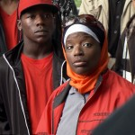 "A scene from the documentary ""The Interrupters"""