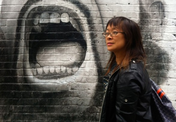 Lisa Lee, director of the UIC School of Art & Art History, says art is essential to democracy.