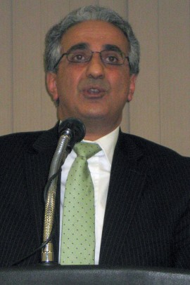 Egyptian consul general Maged Refaat Aboulmagd
