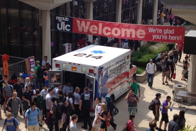 UIC Emergency Medical Services