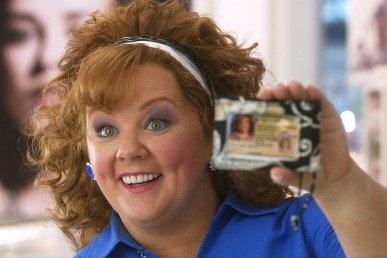 """Identity Theft"" starring Melissa McCarthy"