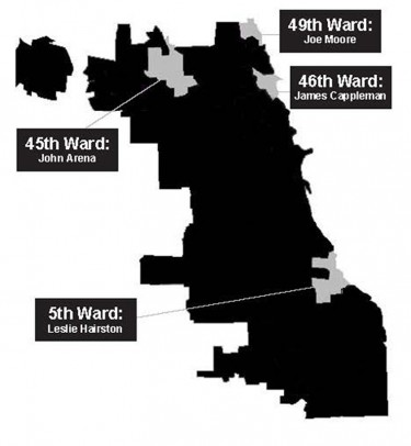 participatory budgeting ward map