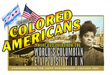 Image for exhibit, Why Colored People Were Not at the World's Columbian Exposition
