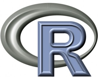 Logo for R open-source software