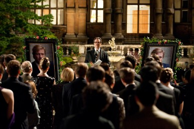 "Funeral Scene from ""The Dark Knight Rises"""