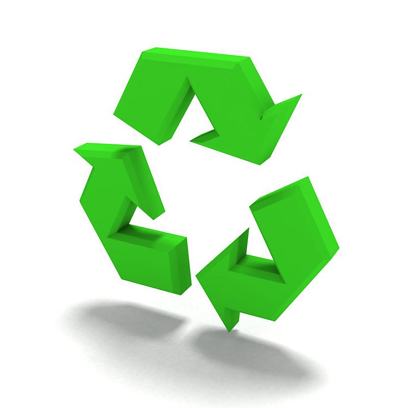 Cool Recycle Symbol Recycle Symbol as a Peer