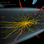 Higgs Boson illustration