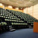 Lecture Hall and Lectern