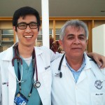 David Lee and Dr. Raul Acosta