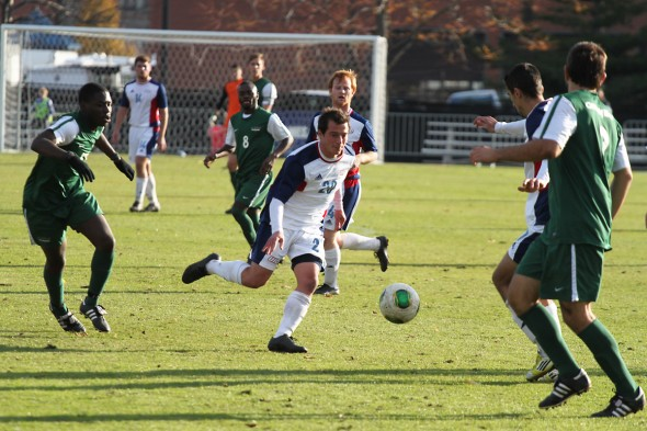 Men's Soccer v Green Bay