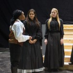 Female case members of Twelfth Night