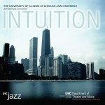 "Jazz Ensemble ""Intuition"" album cover"