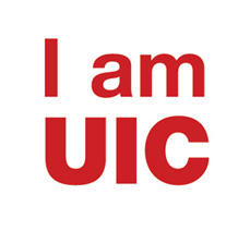 I am UIC logo