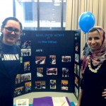 Megan Quigley and Maryem Abdulla