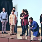 "Asian American studies students perform ""Silencing Stigma: Speaking Out"""