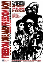 Freedom Dreams/Freedom Now Poster