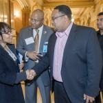 Chancellor at Lobby Day