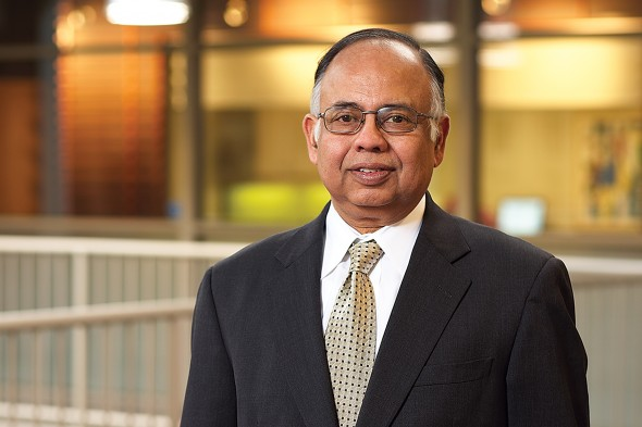 Avijit Ghosh, University of Illinois Hospital CEO
