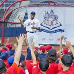 Curtis Granderson hosting his All Star baseball camp