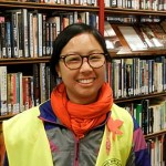 UIC reference librarian Annie Pho