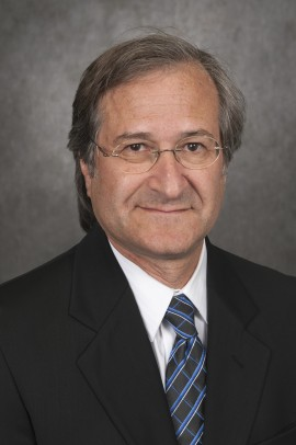 Richard M. Novak, professor and chief of infectious diseases