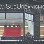 New SubUrbanisms book cover image