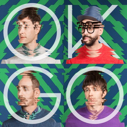 OK GO album cover