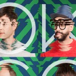 Cropped image of OK GO album cover