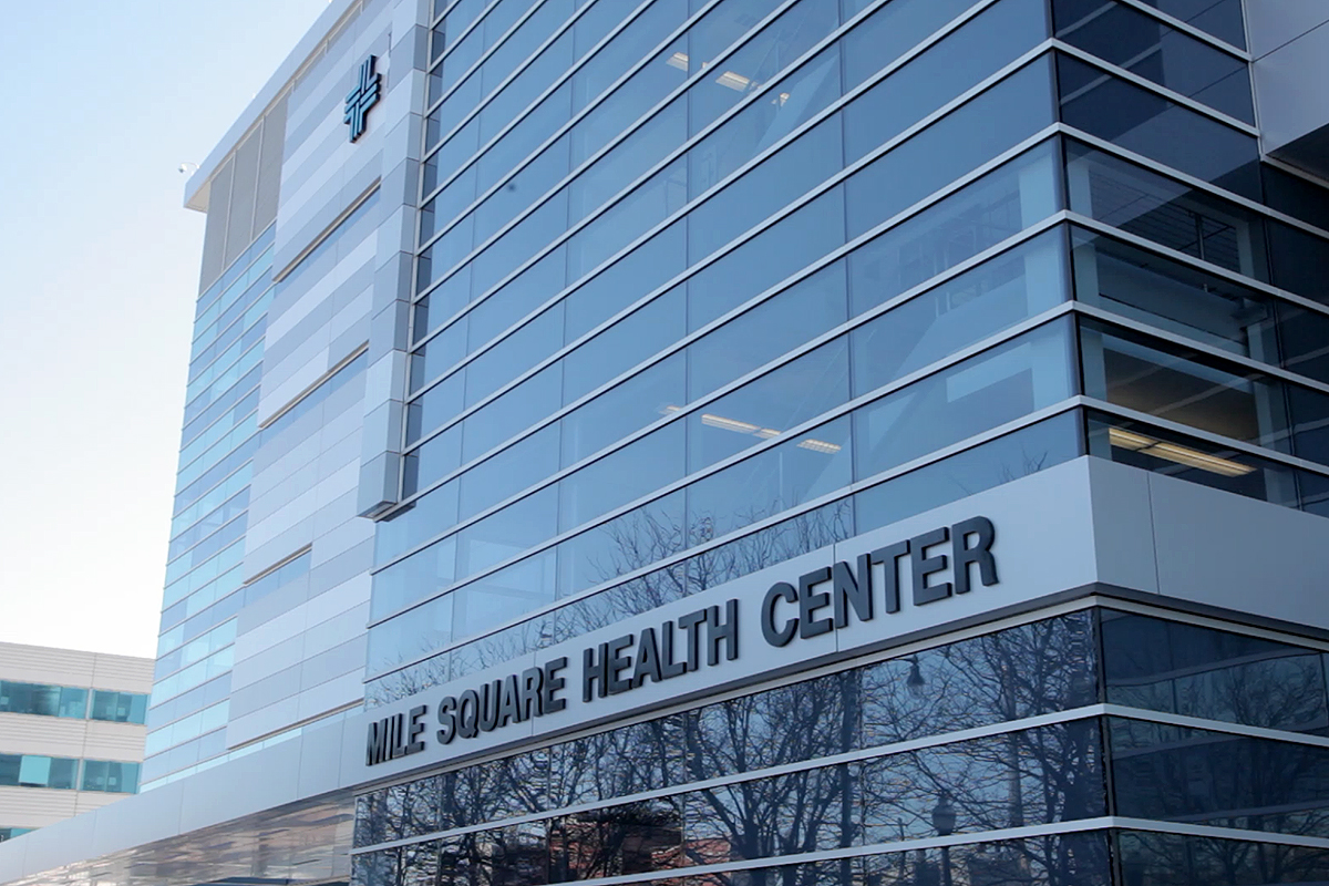 Mile Square Health Center Certified Leed Gold Uic Today