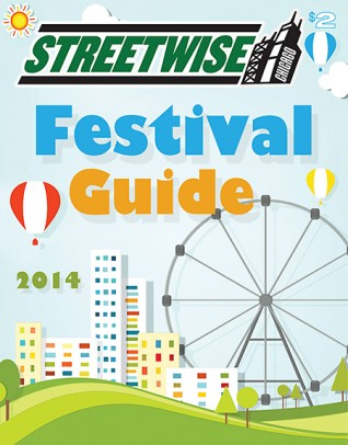 cover of Street Wise issue