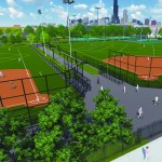UIC synthetic turf project