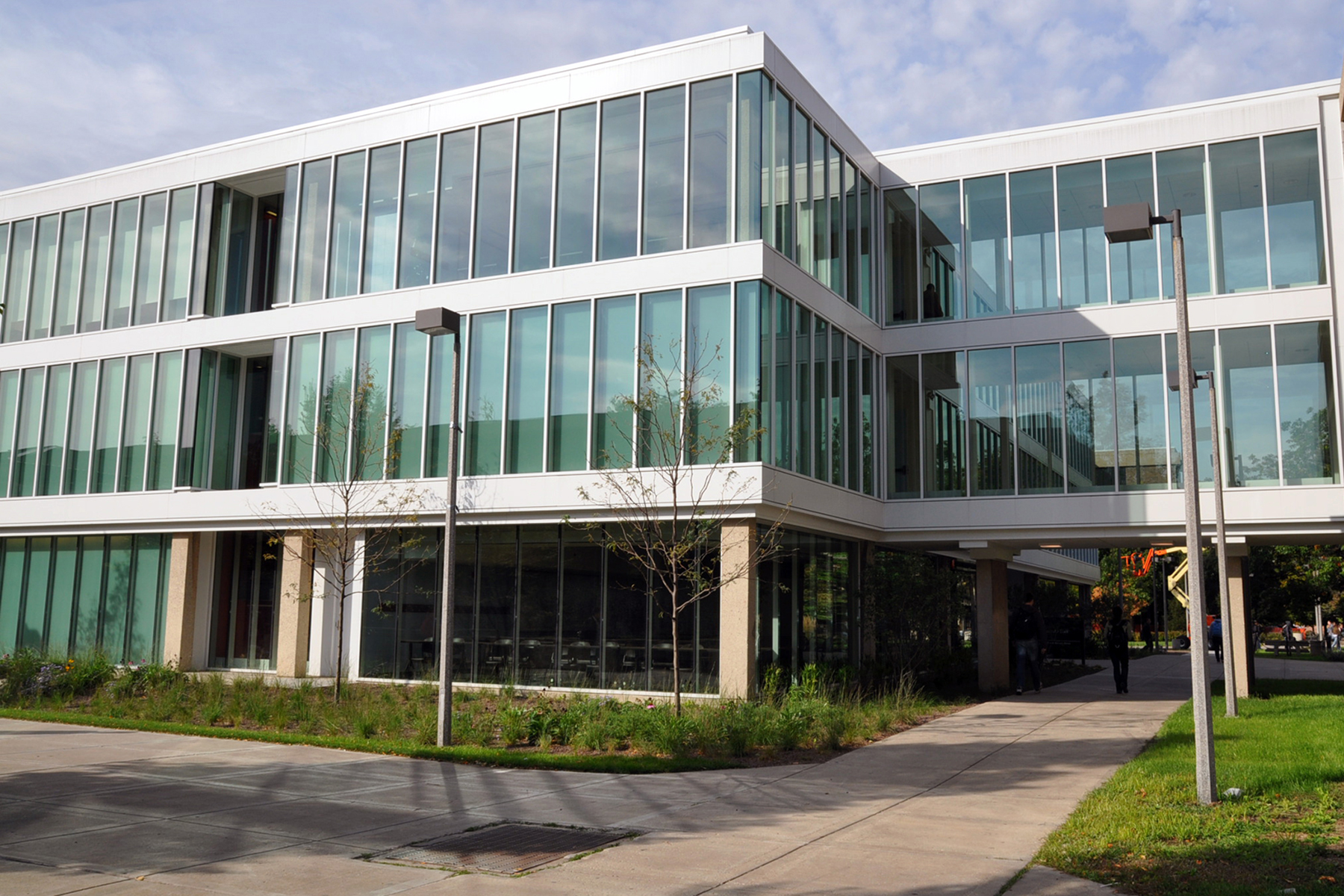 Mile Square Health Center Earns Gold For Green Features