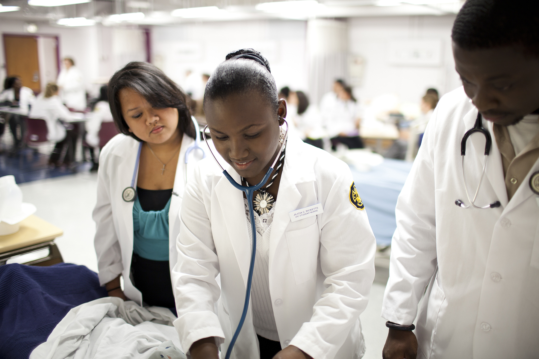Nursing college in illinois with mri subjects