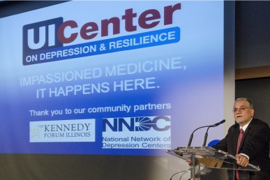 Center for Depression & Resilience