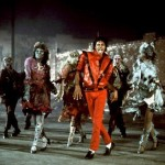 "Still of Michael Jackson's ""Thriller"" music video"