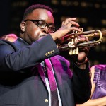 Marquis Hill - Monk Foundation trumpet competition