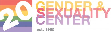 Gender & Sexuality Center 20th anniversary