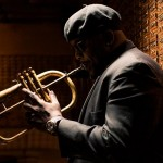 UIC jazz instructor Marquis Hill