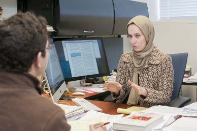 Dima Qato, assistant professor of pharmacy systems, outcomes and policy.