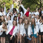 Nursing White Coat Ceremony