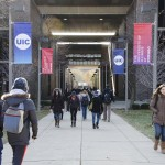 New UIC banners with new logos.