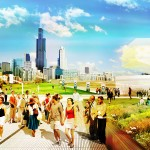 Obama Presidential Library rendering