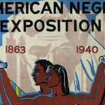 American Negro Exposition Catalogue Cover (F)